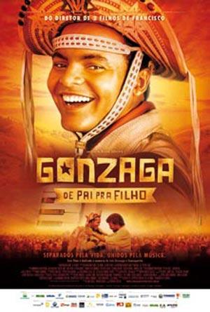 Cartaz do filme Gonzaga- de pai pra filho