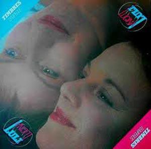 Luli & Lucina, disco de 1986