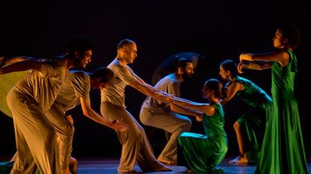 Carretel, dança 2