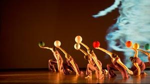 Carretel, dança 3