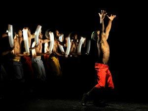 Panorama SESI de Dança:Agwa do grupo Käfig Brasil