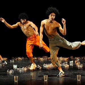 Panorama SESI de Dança 2012, Agwa do grupo Käfig Brasil