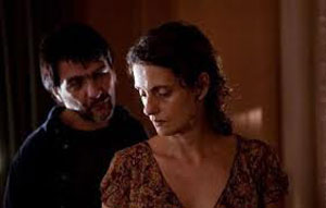 Filme: Hoje, com Denise Fraga e Cesar Troncoso, foto 2