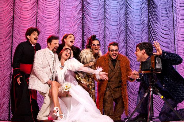 Peça: O Casamento, foto 1
