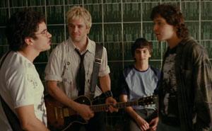 Filme: Somos Tão Jovens, foto 3