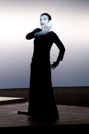 Peça: A Dama do Mar, foto 3