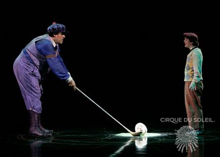 Circo teatro: Cirque du Soleil, foto 2