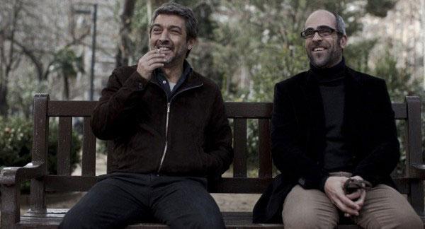 Filme: O que os homens falam, foto 1