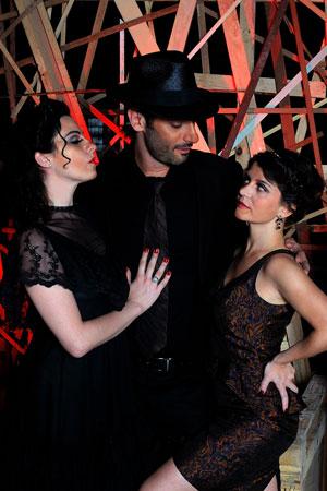Peça: Ópera do Malandro, foto 3