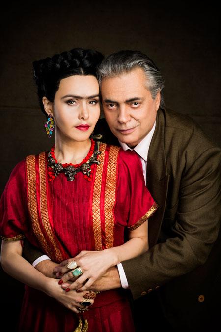 Peça: Frida Y Diego, foto 2