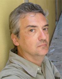 O escritor Mario Garrone