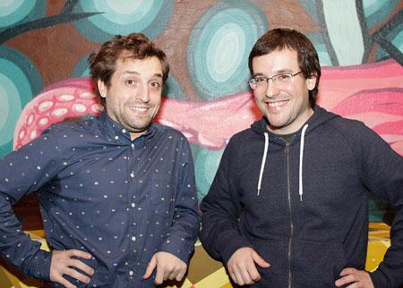 Livro: Gregorio Duviver e Antonio Prata, foto 2