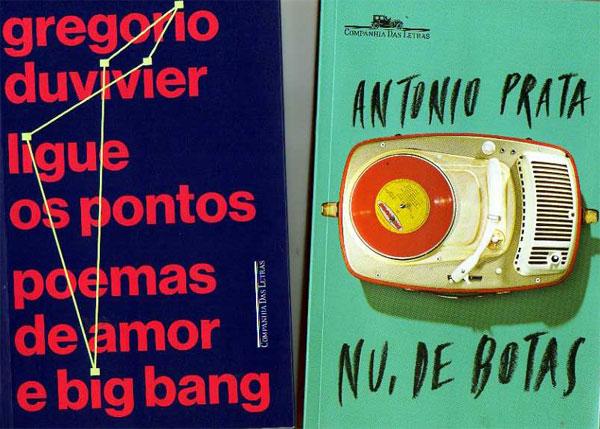 Livro: obras de Gregorio Duvivier e Antonio Prata, foto 1