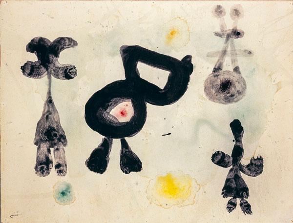 Exposição: Joan Miró- a força da matéria, foto 1