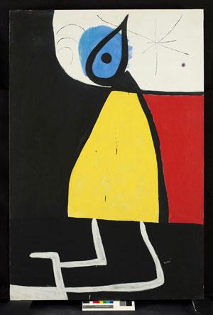 Exposição: Joan Miró - a força da matéria, foto 3